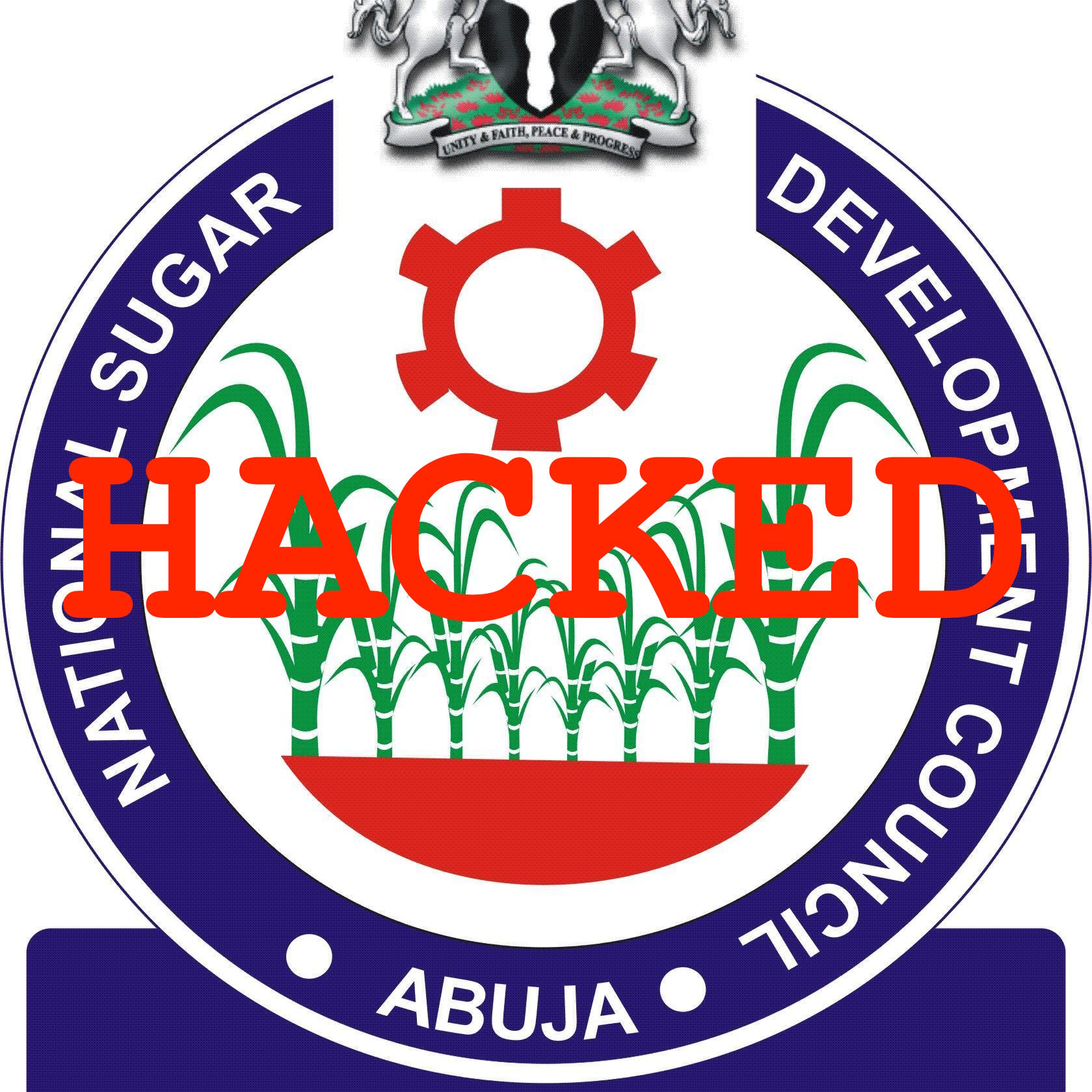 NSCDC Hacked