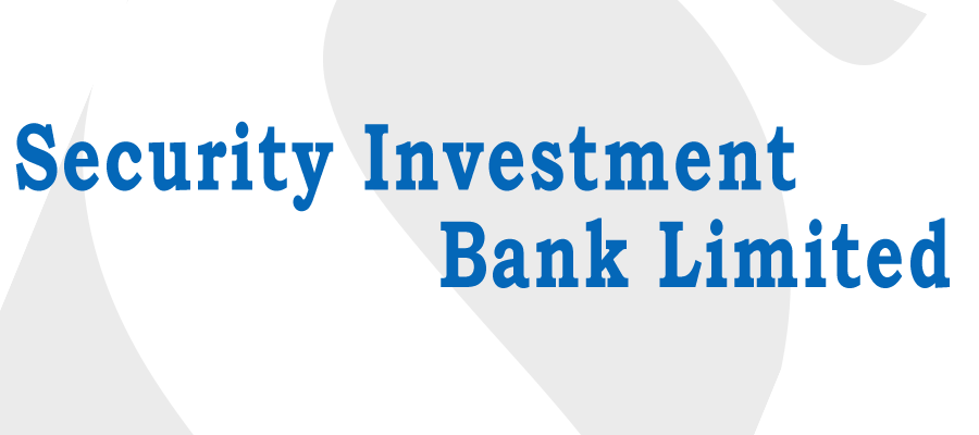 Security Investment Bank Logo